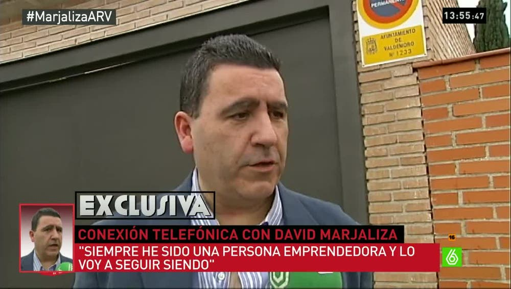 David Marjaliza