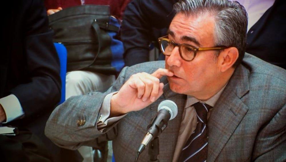 Diego Torres declara ante el tribunal