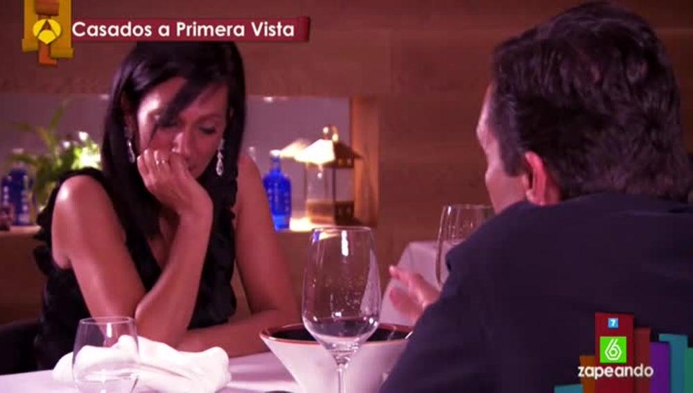 Mónica y Pedro, de Casados a primera vista