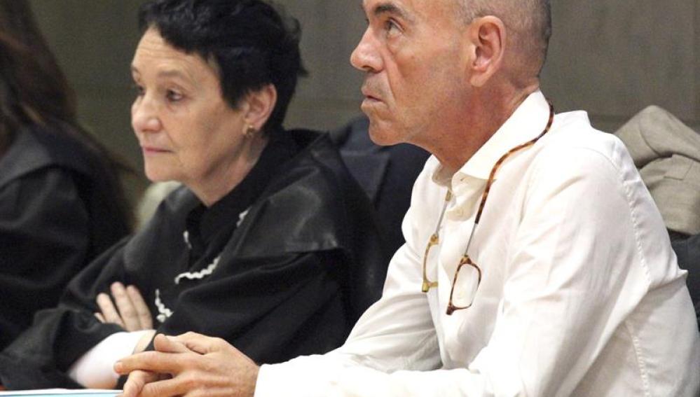 Jon E., esposo del actor Koldo Losada
