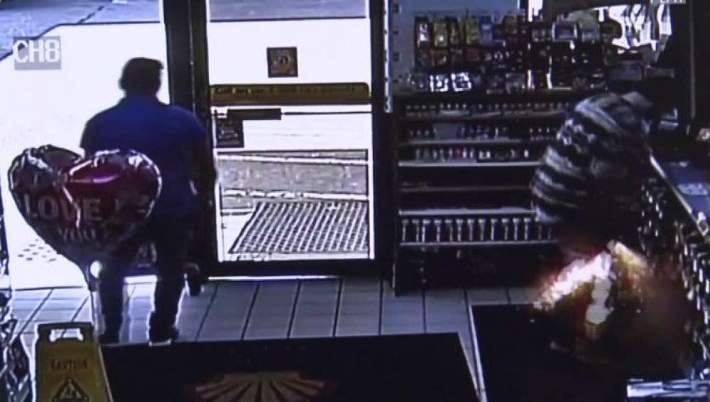 Explosión de cigarrillo en Kentucky