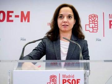 Sara Hernández, secretaria general del PSM