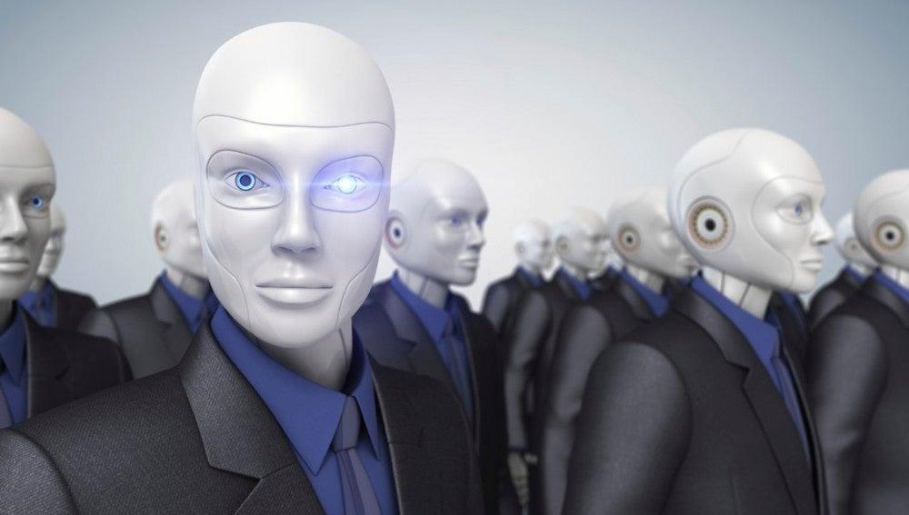 ¿Ocuparán los robots nuestros puestos de trabajo?