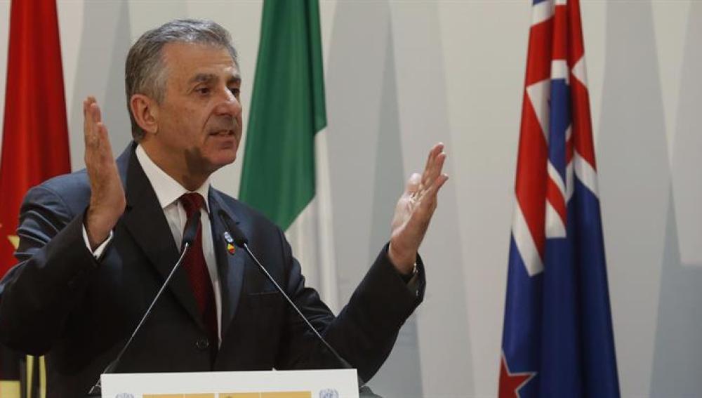 El director ejecutivo del Comité contra el Terrorismo, Jean-Paul Laborde.