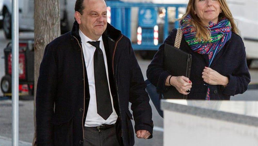 El fiscal Horrach del juicio por el caso Nóos
