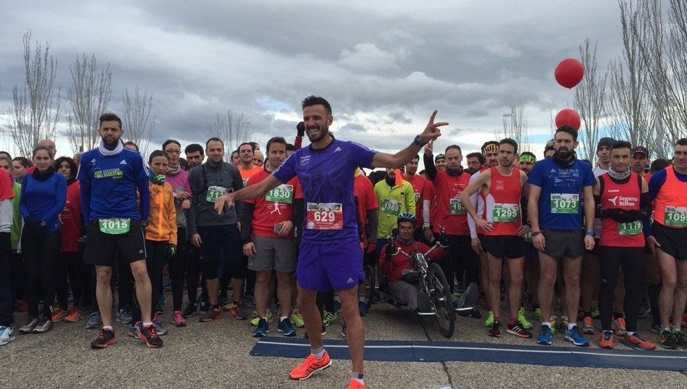 La Carrera Solidaria Médula para Mateo recauda al menos 7.000 euros con 20.000 corredores y 350 niños