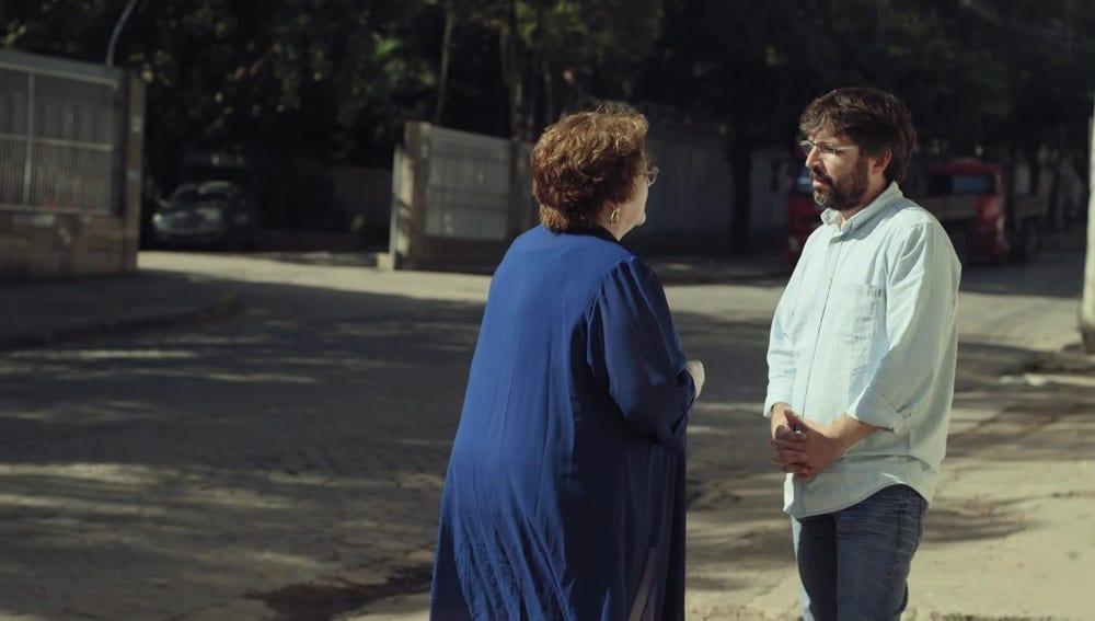 Jordi Évole entrevista a Fernanda Giannasi, exinspectora de Trabajo