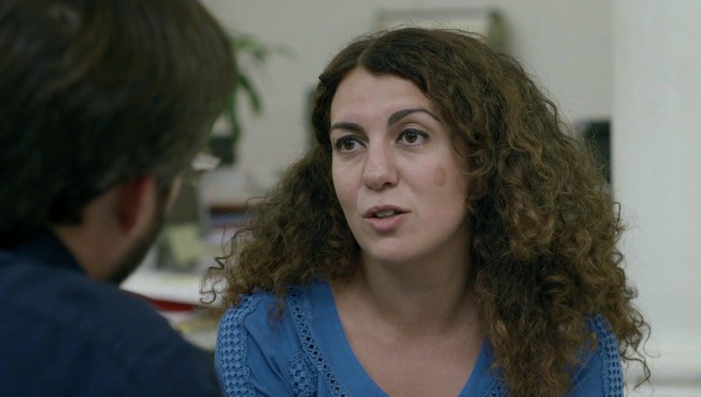 Marta Barrera, abogada del Col.lectiu Ronda