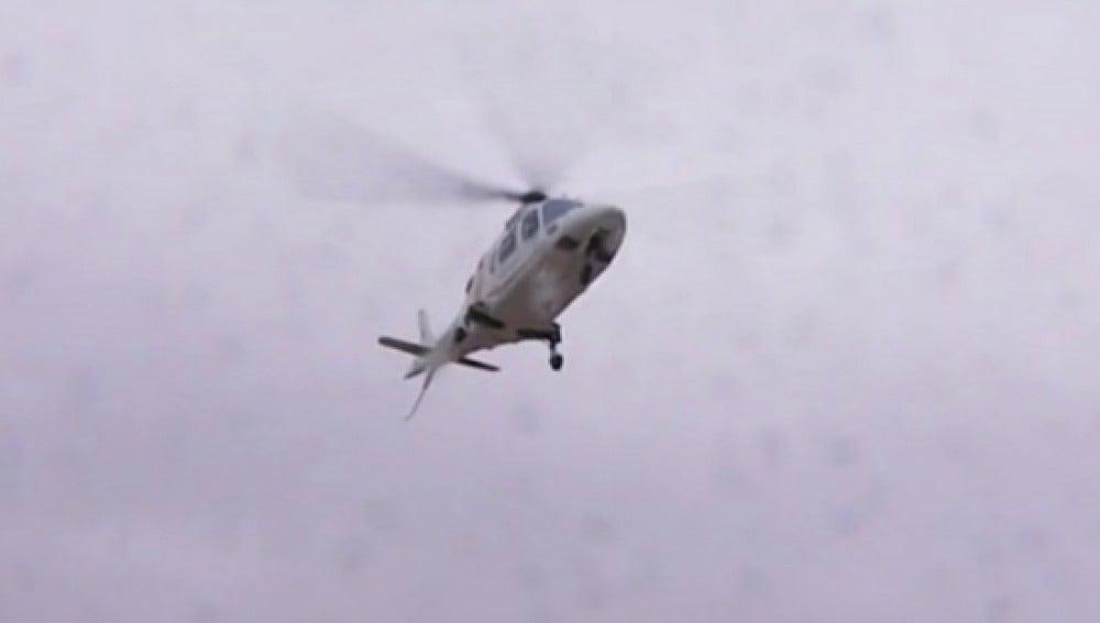 Helicóptero de Emergencias
