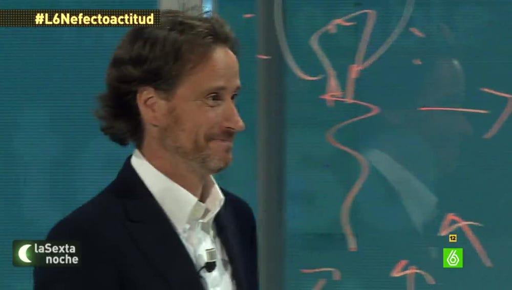 El profesor, conferenciante y formador Víctor Küppers