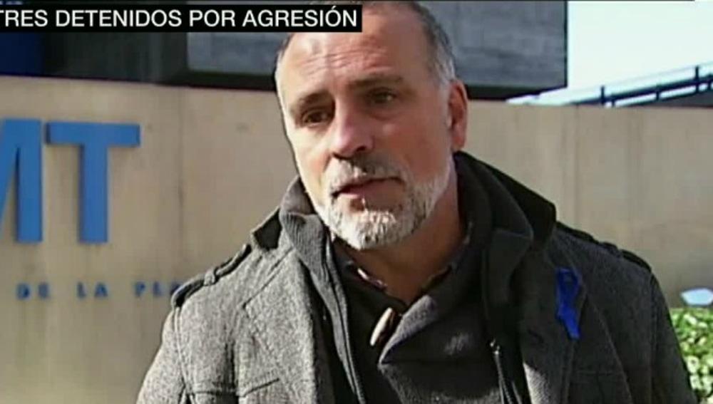 Juan José Castañeda, secretario general de UGT en EMT