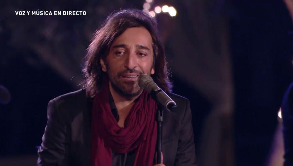 Antonio Carmona versiona 'De ley', la canción que compuso Manolo Tena a Rosario