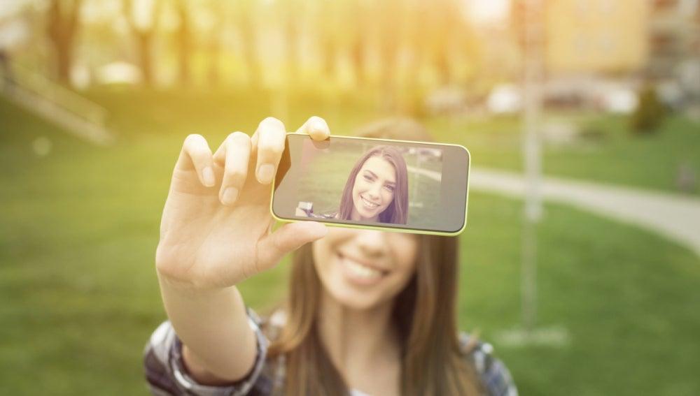 Por fin el selfie sirve de algo