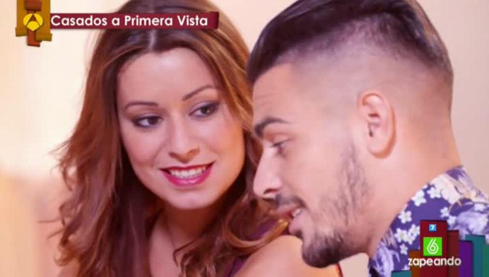 Cristina y Tito de Casados a primera vista