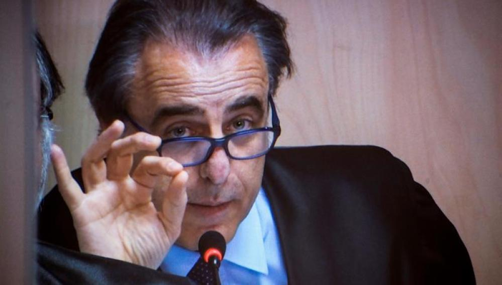 Pau Mollins, abogado de la infanta Cristina