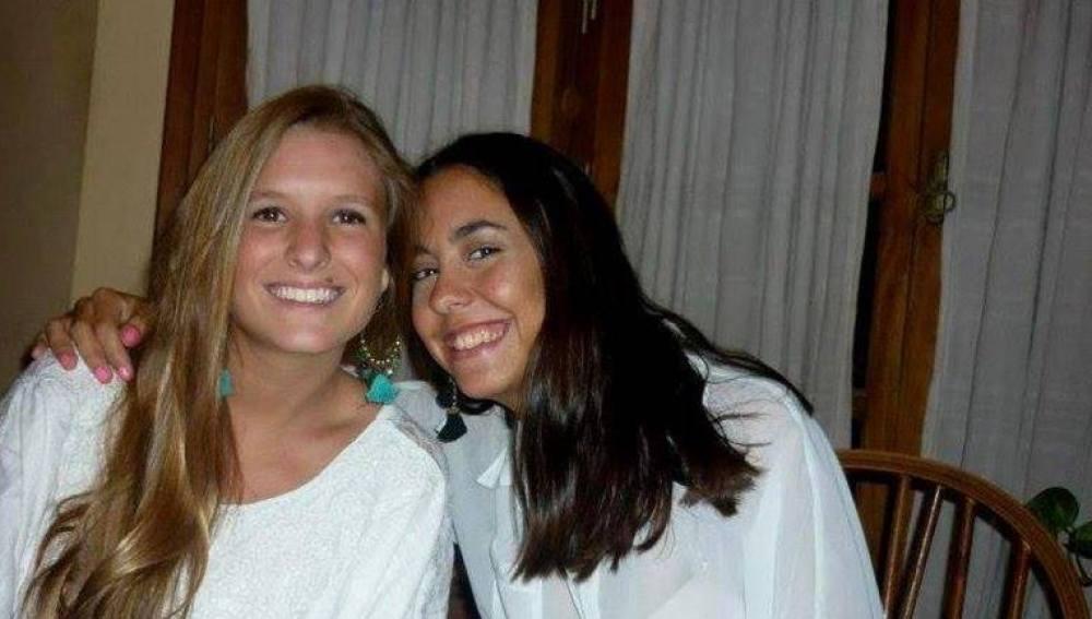 Marina Menegazzo y María José Coni, turistas argentinas asesinadas en Ecuador