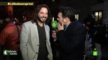 Miguel Vila, con Iñaki López, sobre Andrea Levy