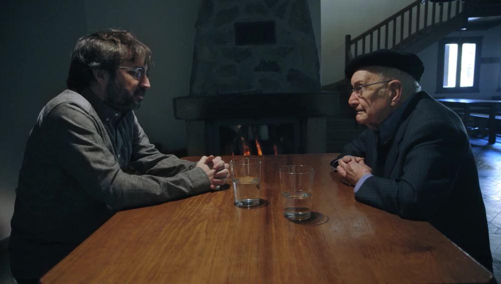 Jordi Évole entrevista a Luis Ortiz, un esclavo del franquismo