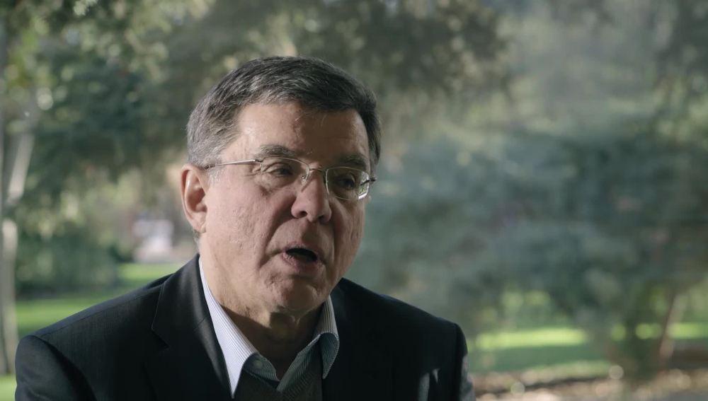 El historiador Ulrich Herbert, en Salvados