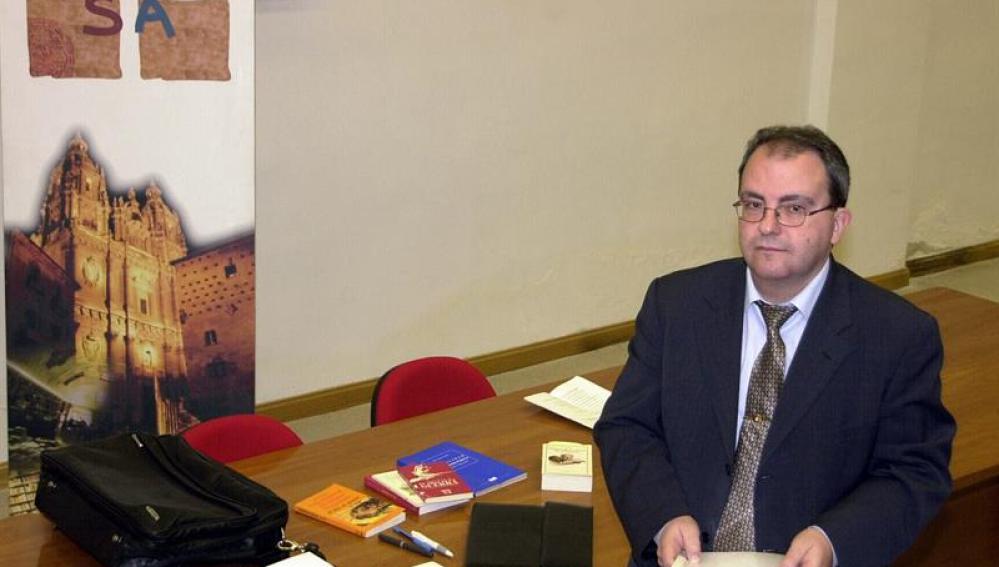 El gerente del PP Bizkaia, Arturo Aldecoa