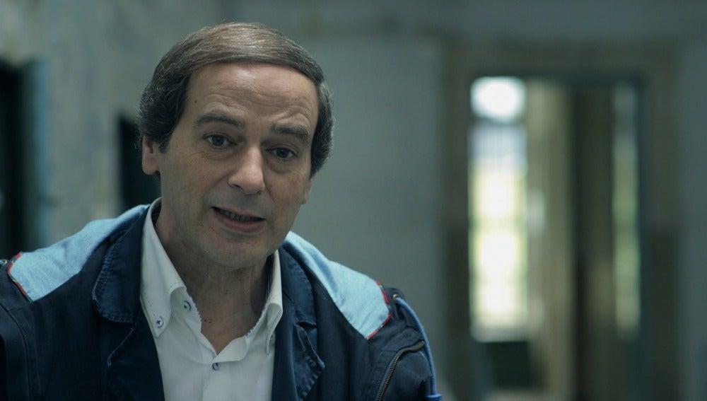 Isaías Lafuente, periodista