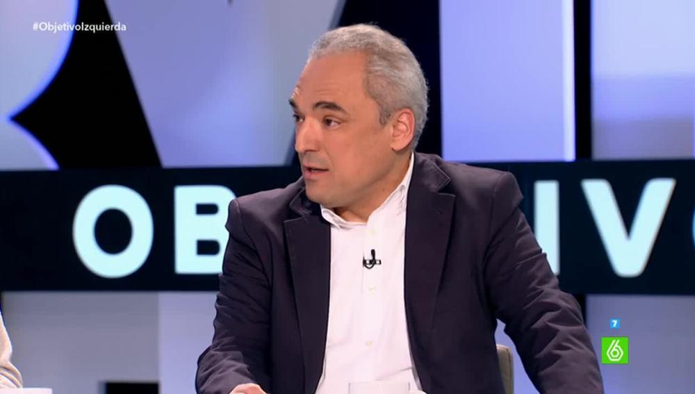 Rafael Simancas en El Objetivo