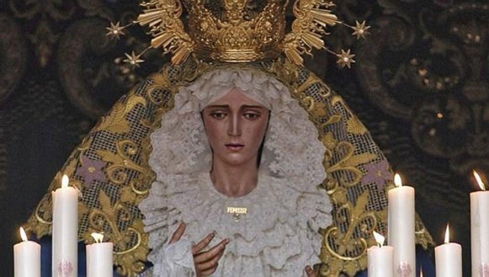 Imagen de Nuestra Señora María Santísima del Amor