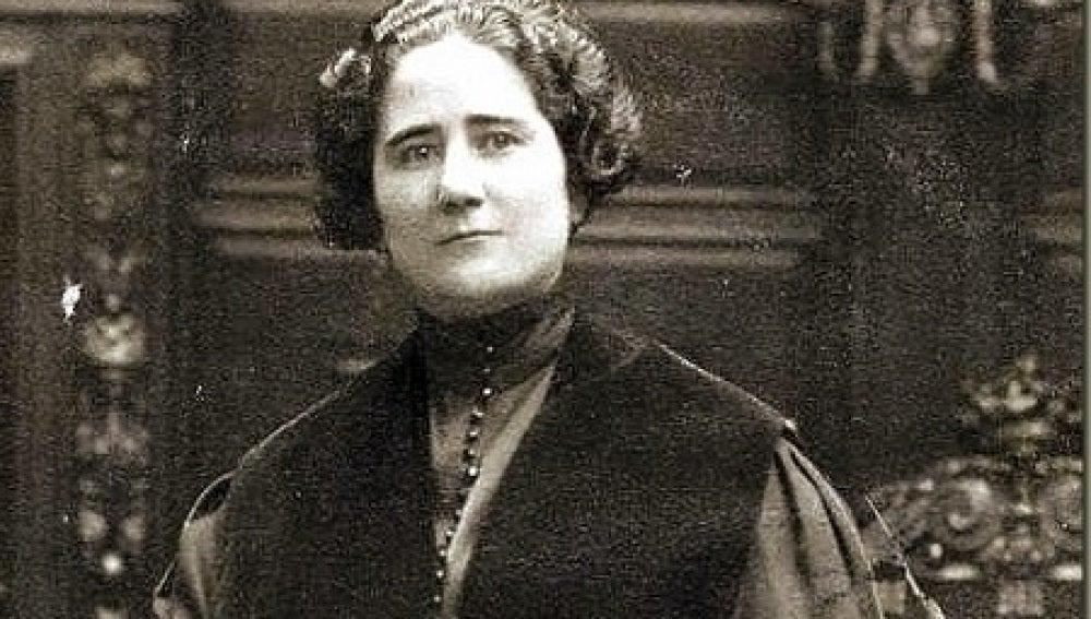 Clara Campoamor, en una imagen de archivo