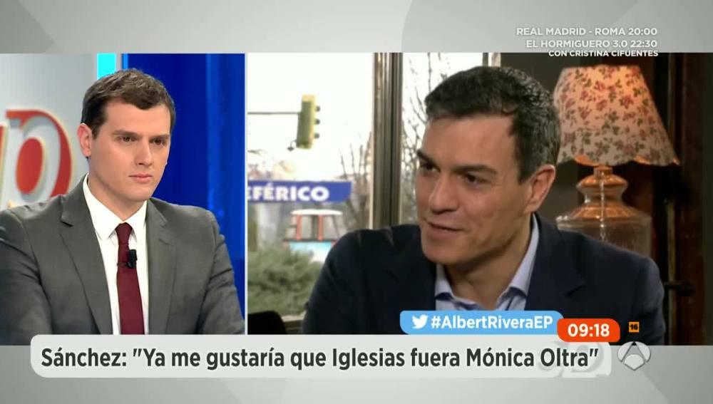 Rivera en Espejo Público
