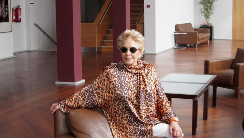 Lola Herrera en una imagen de archivo