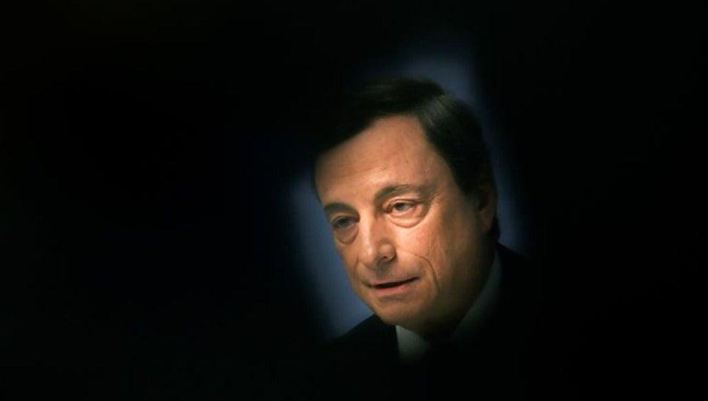 Mario Draghi en una imagen de archivo