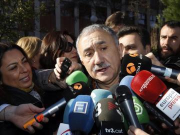 El nuevo secretario general de UGT, Josep María Álvarez
