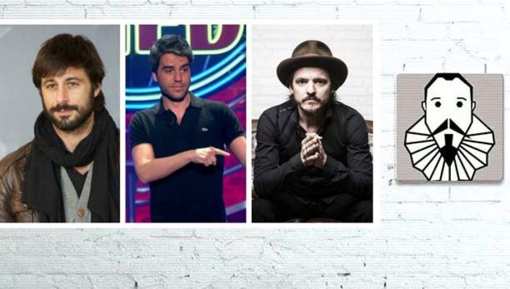 Hugo Silva, Ernesto Sevilla y Coque Malla hablan de 'El Quijote'