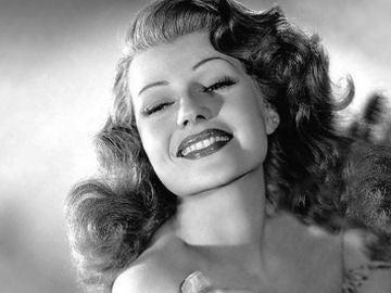 Rita Hayworth interpretando a 'Gilda'