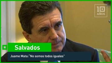 """Jaume Matas: """"Tener a Urdangarín en el proyecto para mí era un gran aval"""""""