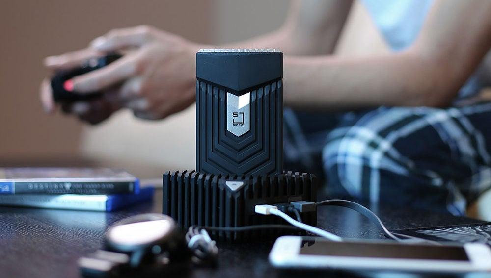 iTron, la batería externa que se carga en 18 minutos