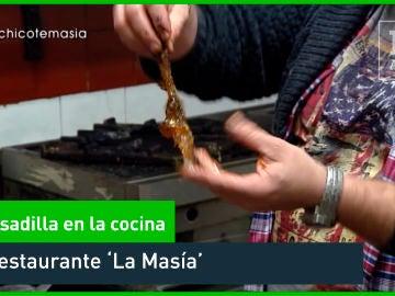 2014. ''El pozo de infección'' de 'La Masía' - laSexta 15º aniversario