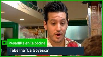 2014. El camarero cantante de 'La Goyesca' - laSexta 15º aniversario