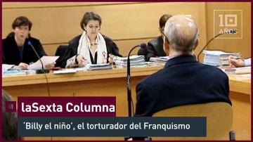 """2015. El torturador 'Billy el Niño', sin muestra de arrepentimiento: """"Déjeme en paz"""""""