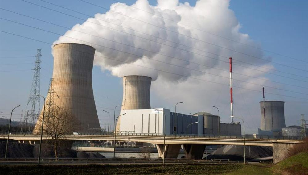 Central nuclear belga