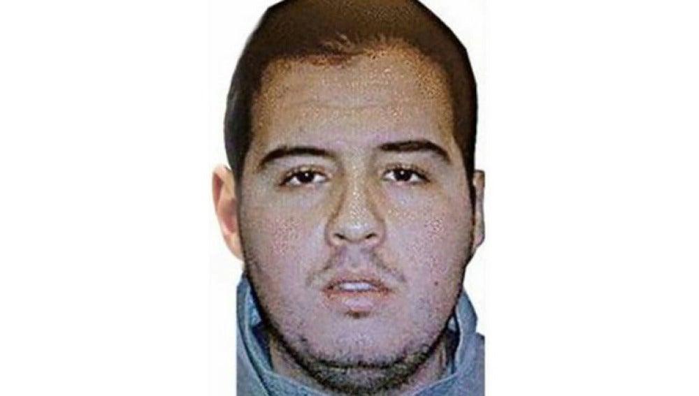Brahim el Bakraui, terrorista en el aeropuerto de Bruselas