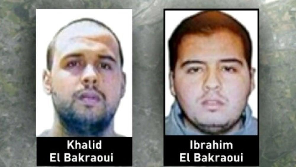 Los hermanos Bakraoui
