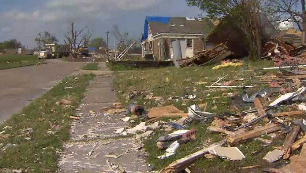 Casa en Texas derribada por un error en Google Maps