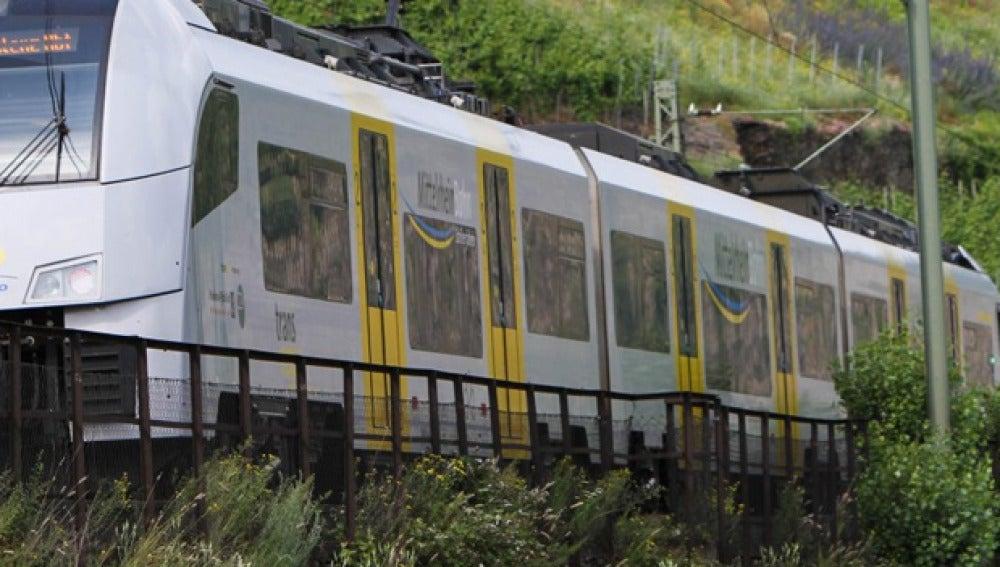 Imagen de un tren