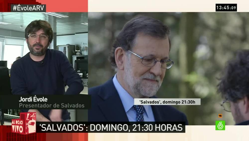 Rajoy evole arv