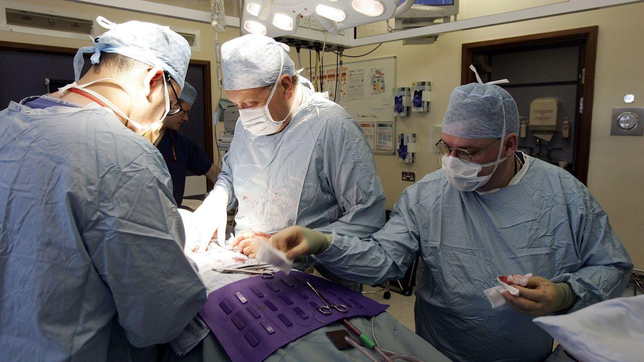 Operación quirúrgica