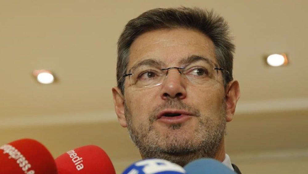 Rafael Catalá en una imagen de archivo
