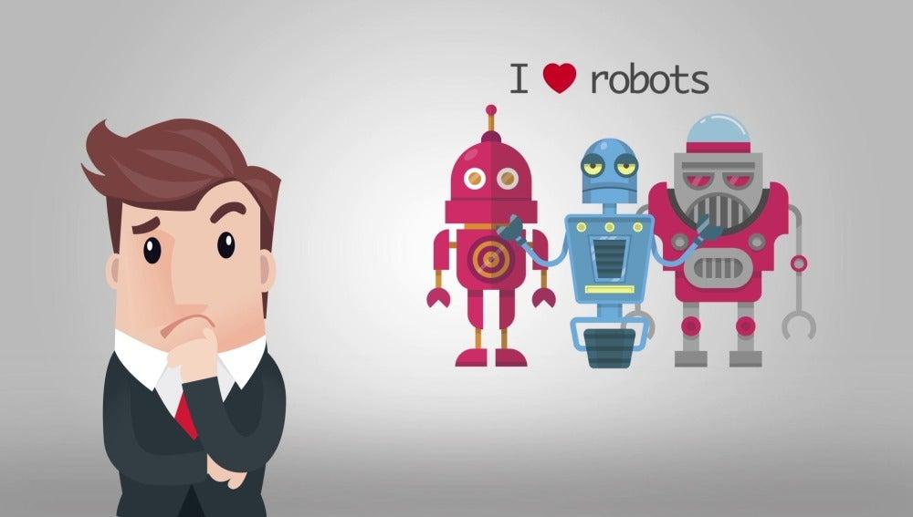 Cinco motivos por los que los robots nos encantan... y otros cinco por los que nos dan (mucho) miedo