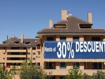 Pisos en venta en una urbanización nueva