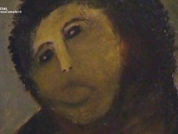 El Ecce Homo de Borja